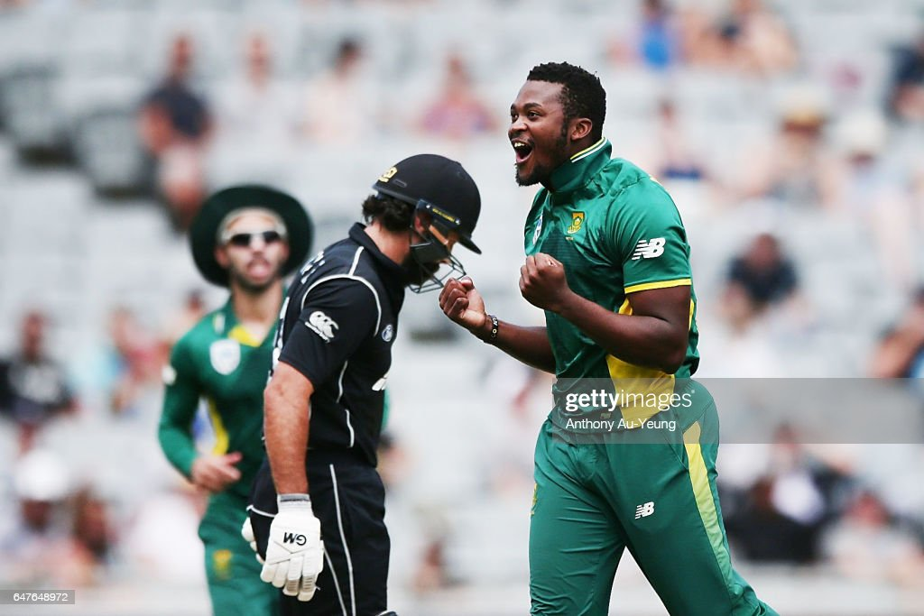 New Zealand v South Africa - 5th ODI