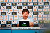FRA: Olympique de Marseille Press Conference