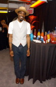Andre 3000 at the Alize Gift Station during Fashion Rocks Talent Gift Lounge Produced by On 3 Productions Day 2 at Radio Music Hall in New York City...