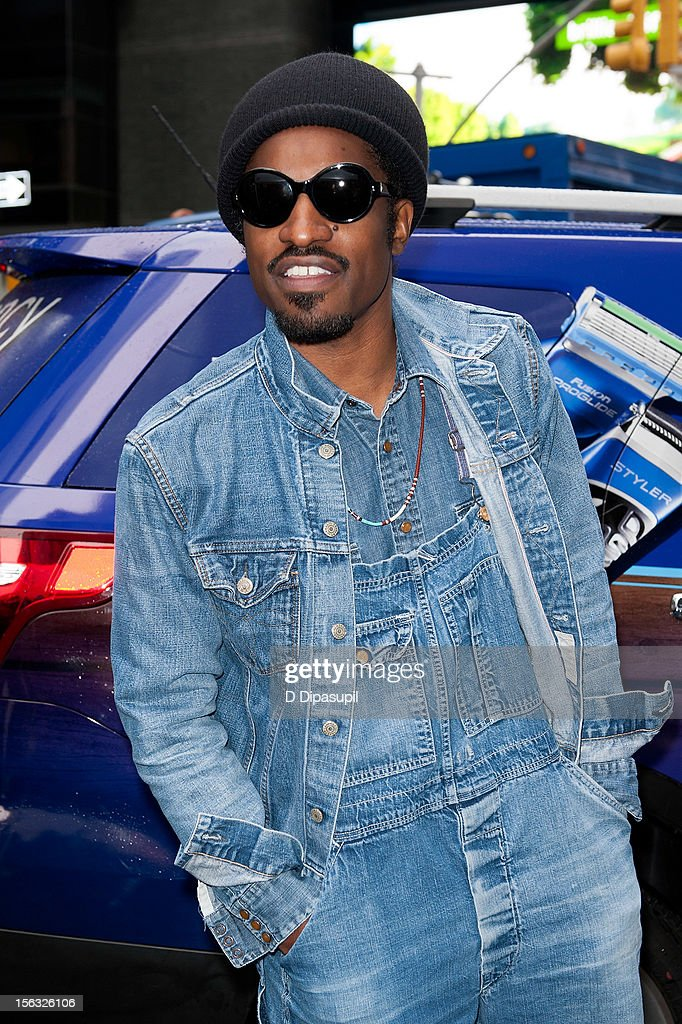 <a gi-track='captionPersonalityLinkClicked' href=/galleries/search?phrase=Andre+3000&family=editorial&specificpeople=220195 ng-click='$event.stopPropagation()'>Andre 3000</a> attends the Gillette 'Movember' Event in Times Square on November 13, 2012 in New York City.