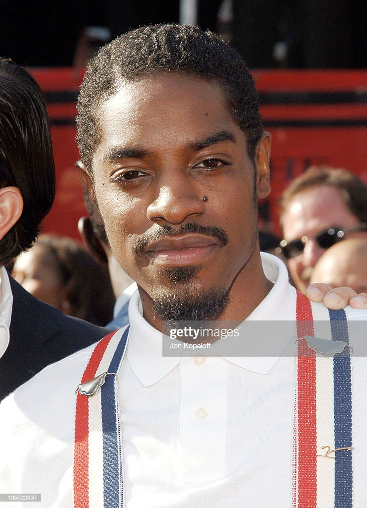 Andre 3000 during 2005 ESPY Awards Arrivals at Kodak Theatre in Hollywood California United States