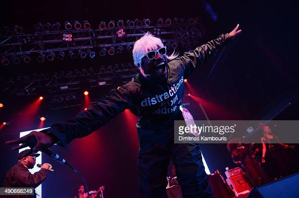 Andre 3000 of Outkast performs onstage at the Adult Swim Upfront Party 2014 at Terminal 5 on May 14 2014 in New York City 24748_002_0347JPG