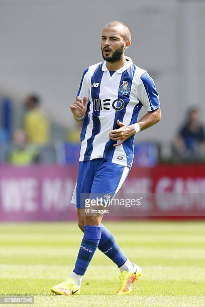 Andre Andre of FC Porto during the GelreDome tournament match between Vitesse Arnhem and FC Porto on July 23 2016 at the Gelredome stadium in Arnhem...