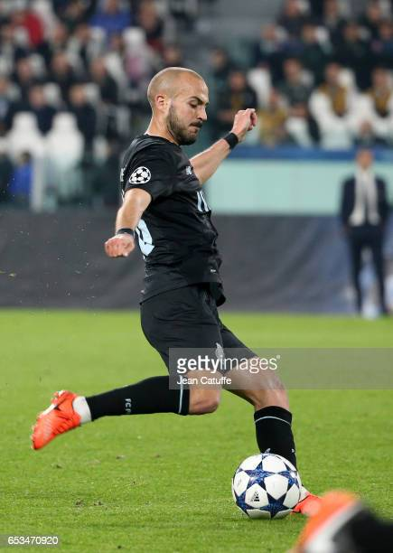 Andre Andre of FC Porto in action during the UEFA Champions League Round of 16 second leg match between Juventus Turin and FC Porto at Juventus...