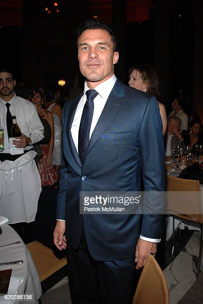 Andre Balazs attends VANITY FAIR Tribeca Film Festival Party hosted by GRAYDON CARTER ROBERT DE NIRO and RONALD PERELMAN at The State Supreme...