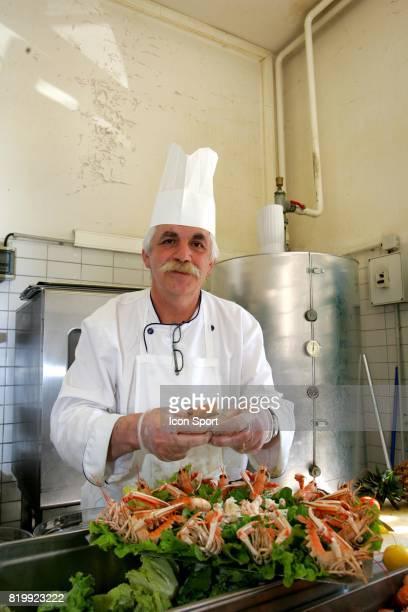 Andre BISSON Cuisiner Equipe de France