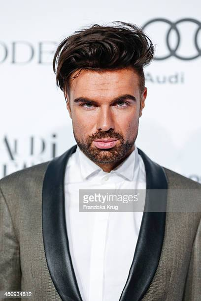 Andre Borchers attends the Audi Fashion Award 2014 on October 09 2014 in Hamburg Germany