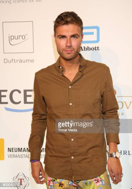 Andre Borchers attends the Charity Evening 'Das kleine Herz im Zentrum' at Curio Haus on June 22 2017 in Hamburg Germany