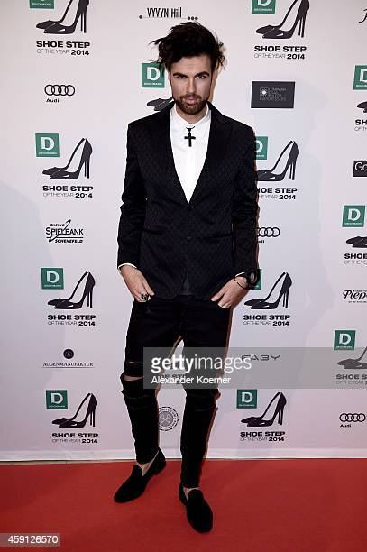 Andre Borchers attends the Deichmann Shoe Step of the Year 2014 at Atlantic Hotel on November 17 2014 in Hamburg Germany