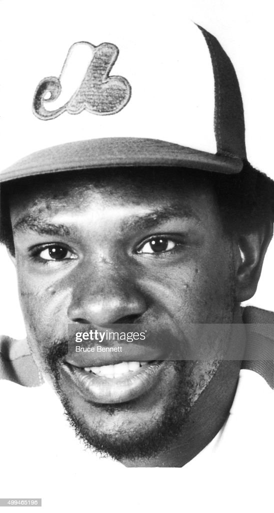 <a gi-track='captionPersonalityLinkClicked' href=/galleries/search?phrase=Andre+Dawson&family=editorial&specificpeople=206316 ng-click='$event.stopPropagation()'>Andre Dawson</a> #10 of the Montreal Expos poses for a portrait in March, 1982 in Montreal, Quebec, Canada.