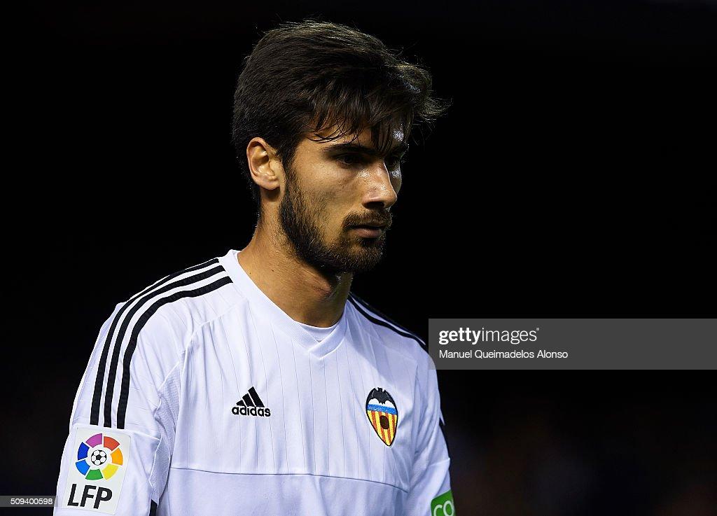 Valencia v Barcelona - Copa del Rey Semi Final, Second Leg