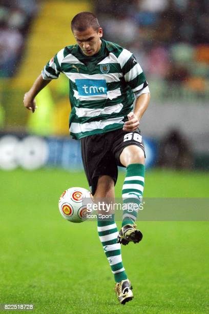 Andre Marques Sporting Portugal / Maritimo 9e journee du Championnat Portugal