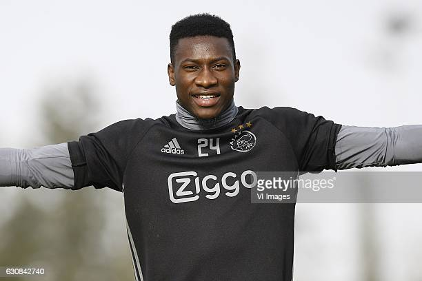 Andre Onana of Ajax Amsterdamduring the training camp of Ajax Amsterdam on January 3 2017 at Algarve Portugal