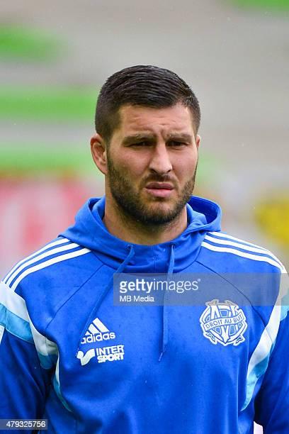 Andre Pierre GIGNAC Caen / Marseille 9eme journee de Ligue 1 Dave Winter / Icon Sport/MB Media