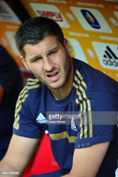 Andre Pierre Gignac Lens / Marseille Match Amical Photo Dave Winter / Icon Sport