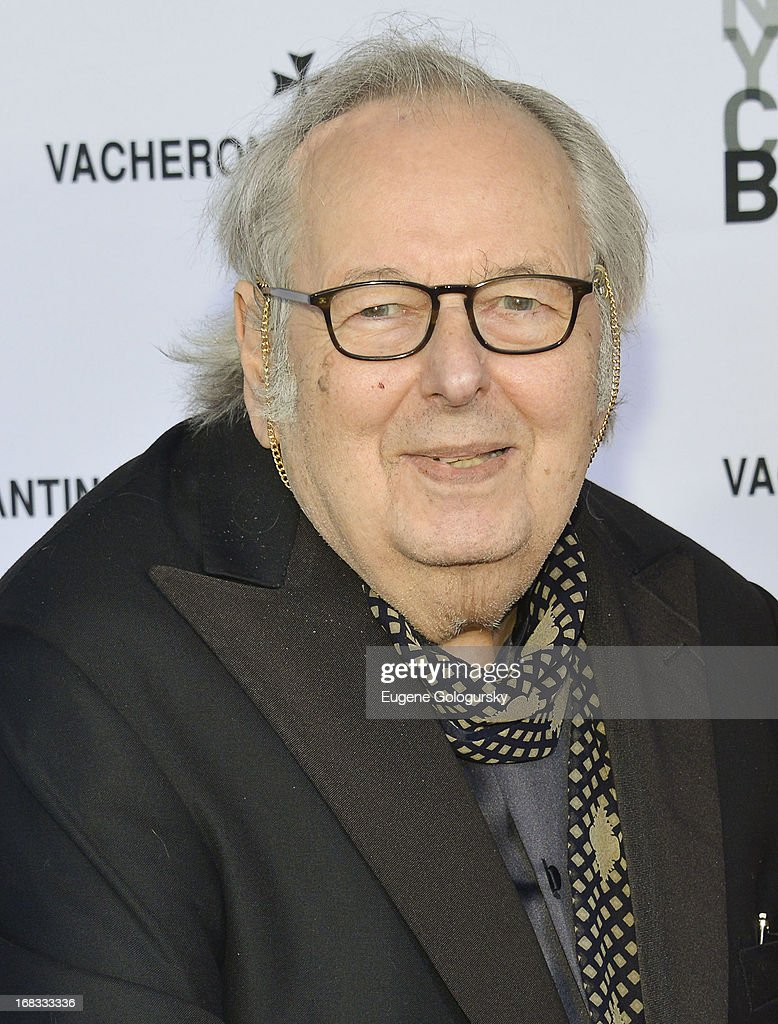 <a gi-track='captionPersonalityLinkClicked' href=/galleries/search?phrase=Andre+Previn&family=editorial&specificpeople=890306 ng-click='$event.stopPropagation()'>Andre Previn</a> attends the 2013 New York City Ballet Spring Gala at David H. Koch Theater, Lincoln Center on May 8, 2013 in New York City.