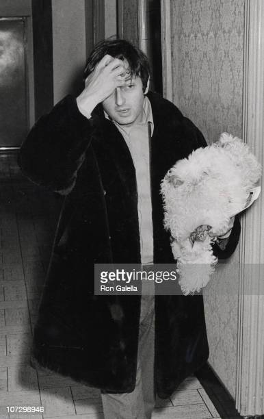 Andre Previn during Mia Farrow and Andre Previn Sighting at Andre Previn's Apartment in New York City March 12 1969 at Andre Previn's Apartment in...