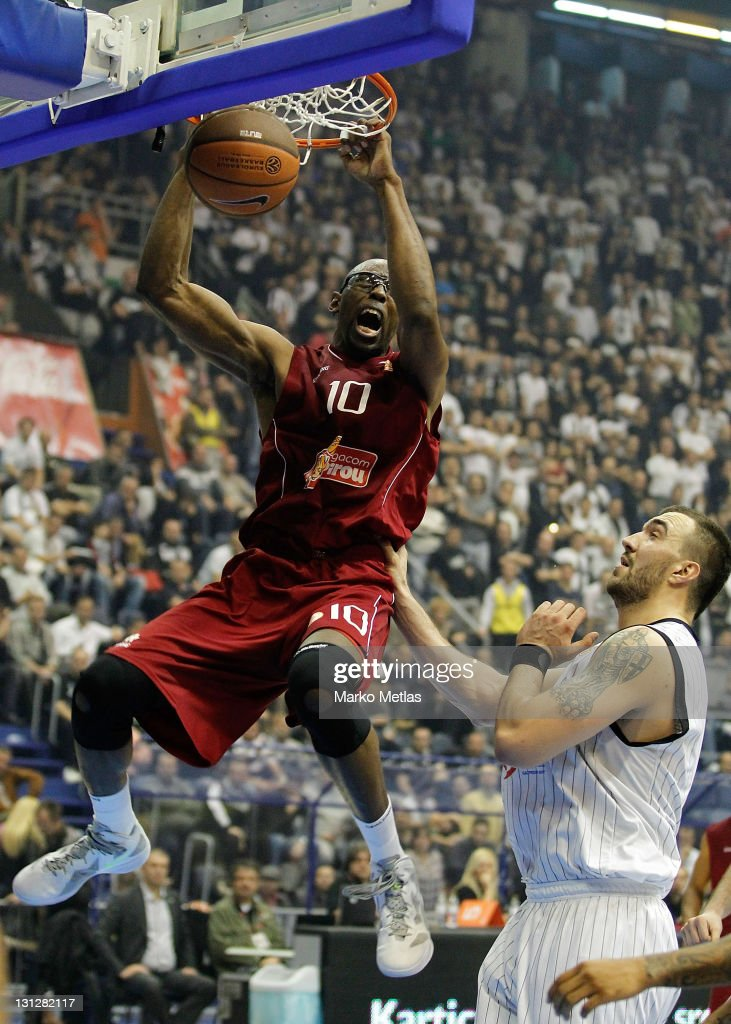 Partizan mt:s Belgrade v Belgacom Spirou Basket - Turkish Airlines Euroleague