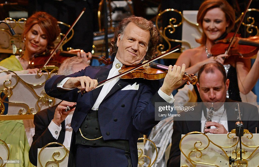 Andre Rieu In Concert At BB&T Center