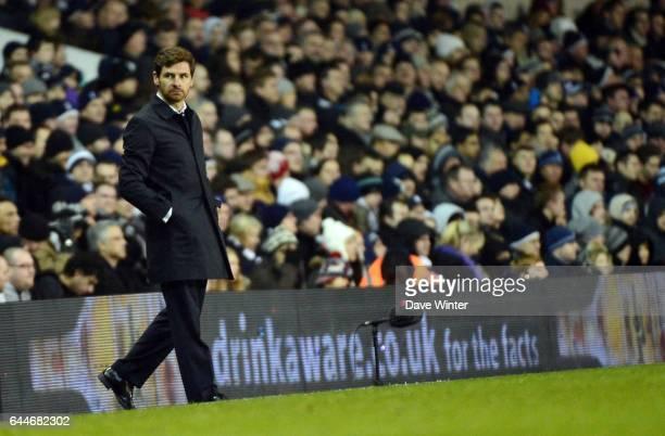 Andre VILLAS BOAS Tottenham / Panathanaikos Ligue Europa Photo Dave Winter / Icon Sport