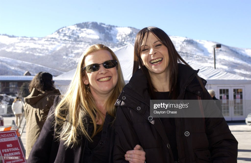 Andrea Arnold, director and Katie Dickie during 2007 Sundance Film Festival - 'Red Road' Premiere at Holiday Village Cinema I in Park City, Utah, United States.