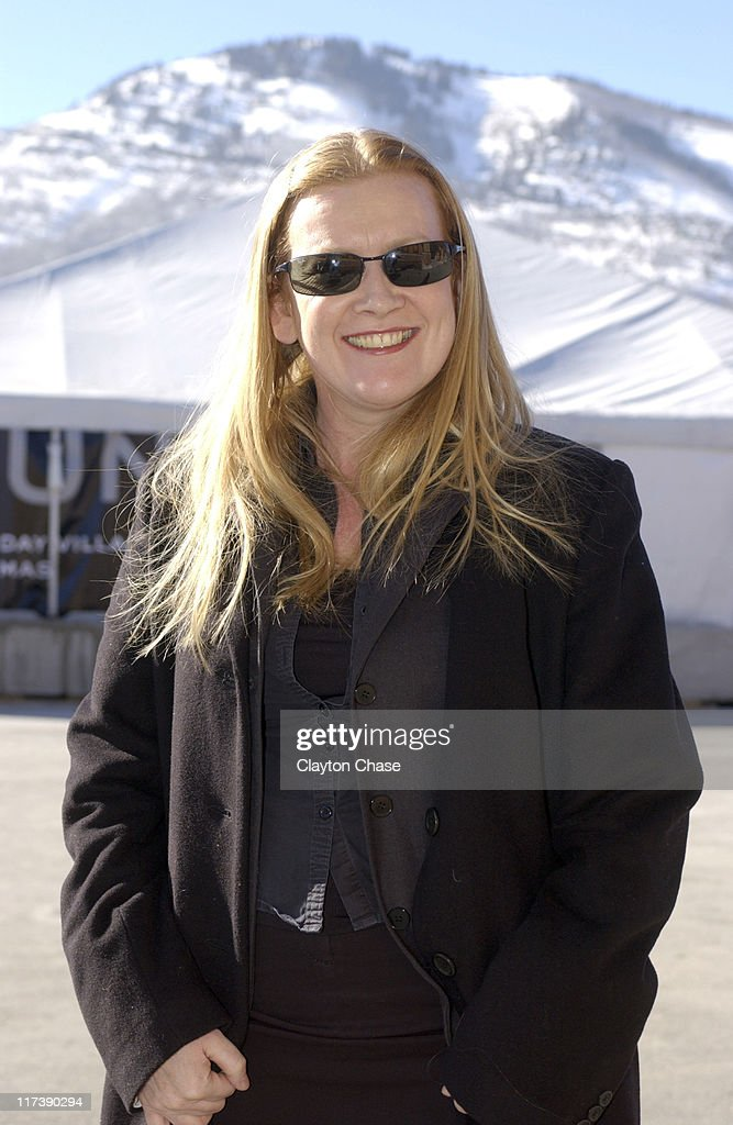 Andrea Arnold during 2007 Sundance Film Festival - 'Red Road' Premiere at Holiday Village Cinema I in Park City, Utah, United States.