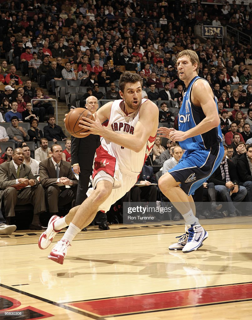 Dallas Mavericks v Toronto Raptors