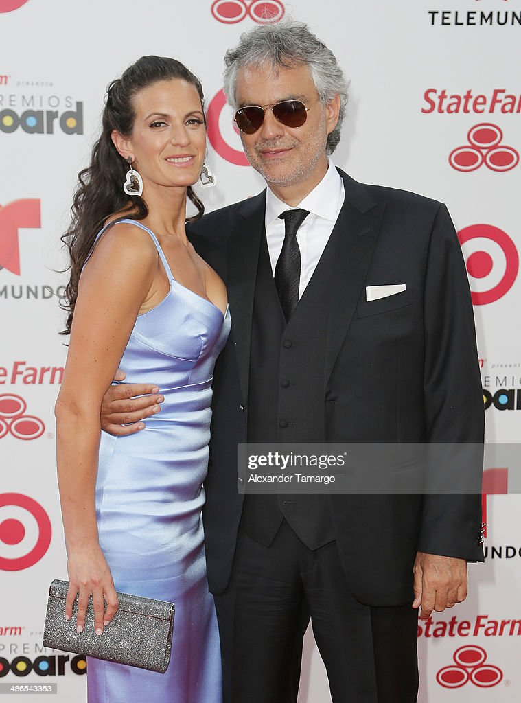 <a gi-track='captionPersonalityLinkClicked' href=/galleries/search?phrase=Andrea+Bocelli&family=editorial&specificpeople=211558 ng-click='$event.stopPropagation()'>Andrea Bocelli</a> arrives at the 2014 Billboard Latin Music Awards at Bank United Center on April 24, 2014 in Miami, Florida.