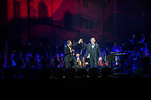 Andrea Bocelli performs at Verizon Center on December 13 2015 in Washington DC