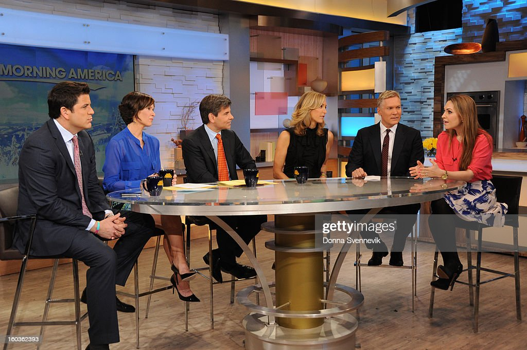 AMERICA - Andrea Bocelli performs live on 'Good Morning America,' 1/29/13, airing on the ABC Television Network. (Photo by Donna Svennevik/ABC via Getty Images) JOSH