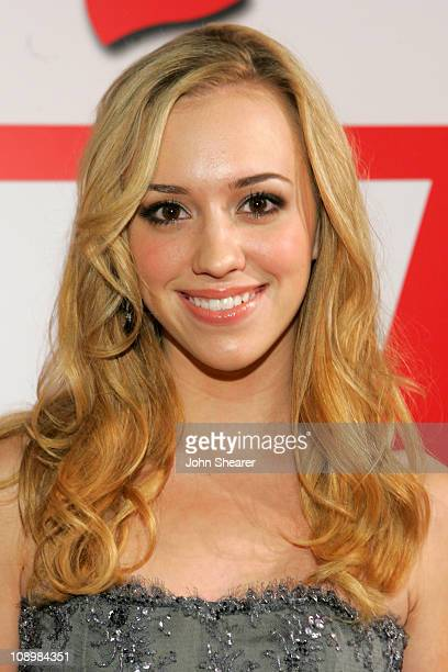 Andrea Bowen during TV Guide Emmy After Party Red Carpet at Social in Los Angeles California United States