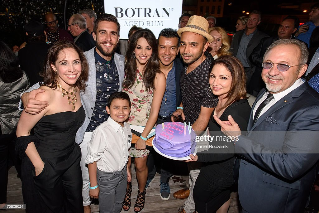 Botran Rum Celebrates The Chicago Premiere Of Emilio And Gloria Estefan's On Your Feet! Musical