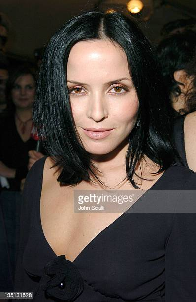 Andrea Corr during 2004 Toronto International Film Festival 'Being Julia' Premiere at Roy Thompson Hall in Toronto Ontario Canada