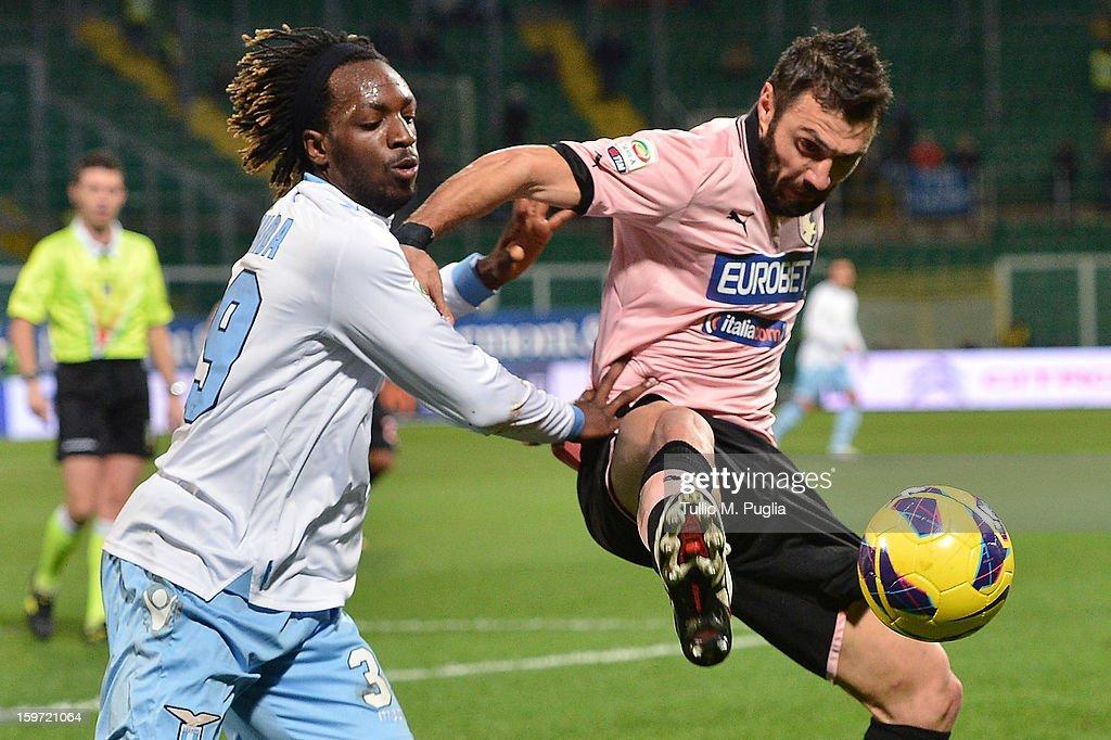 US Citta di Palermo v S.S. Lazio - Serie A