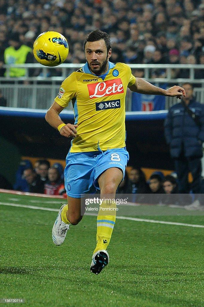 Novara Calcio v SSC Napoli  - Serie A