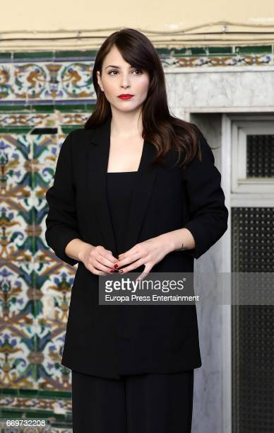 Andrea Duro attends the 'Pasaje al amanecer' photocall at Alma Club on April 17 2017 in Madrid Spain