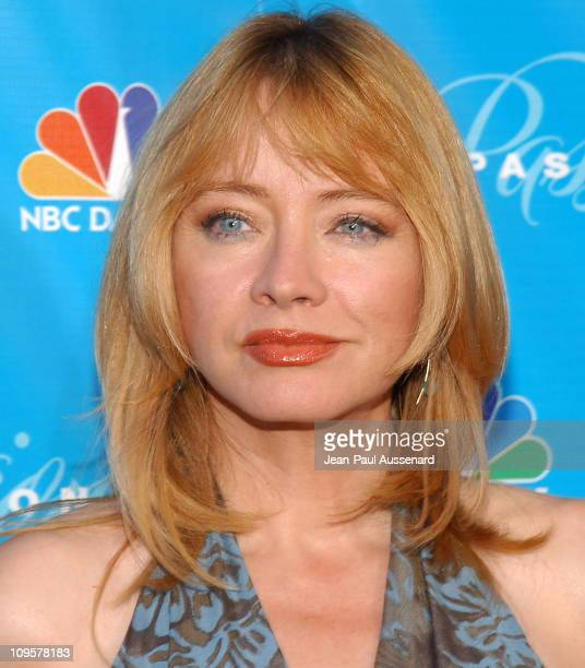 Andrea Evans during NBC's 'Passions' 7th Season KickOff Party at Universal Citywalk in Universal City California United States