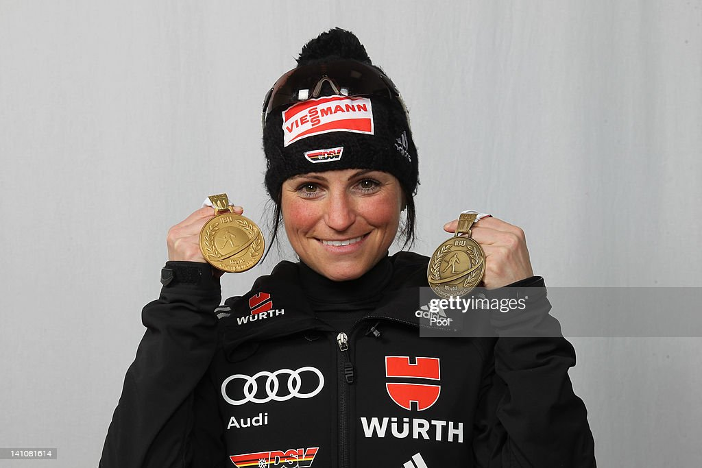 IBU Biathlon World Championships - Women's Relay