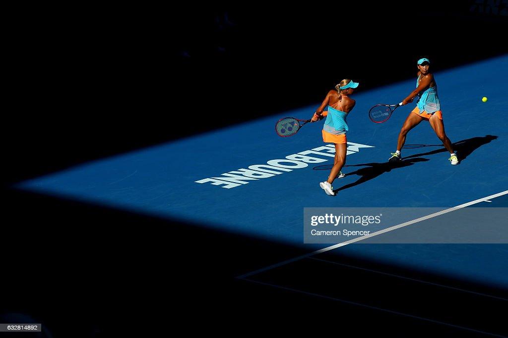 2017 Australian Open - Day 12