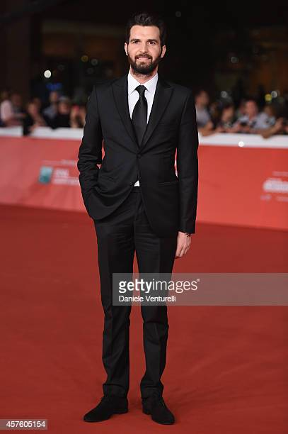 Andrea Iervolino attends 'Tre Tocchi' Red Carpet during the 9th Rome Film Festival at Auditorium Parco Della Musica on October 21 2014 in Rome Italy