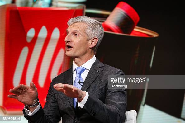 Andrea Illy Ceo Stock Photos and Pictures   Getty Images