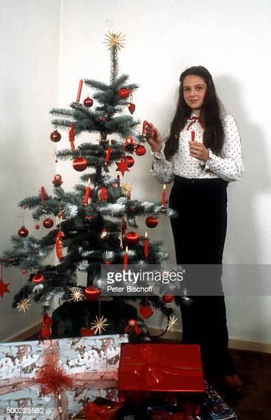 'Andrea Jürgens WeihnachtsHomestory am in WanneEickel Deutschland '