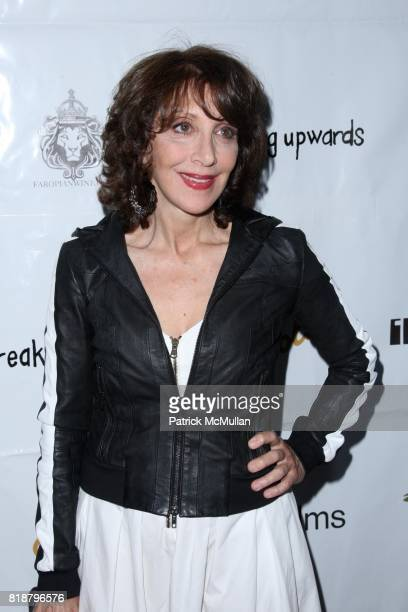 Andrea Martin attends IFC FILMS Presents the New York Premiere of BREAKING UPWARDS at IFC Film Center on April 1 2010 in New York City