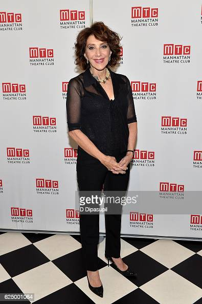 Andrea Martin attends the 2016 Manhattan Theatre Club's Fall Benefit at 583 Park Avenue on November 21 2016 in New York City
