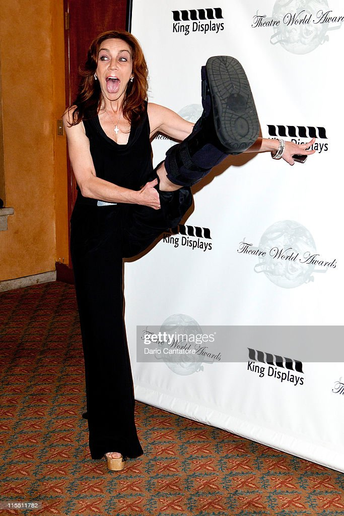 <a gi-track='captionPersonalityLinkClicked' href=/galleries/search?phrase=Andrea+McArdle&family=editorial&specificpeople=1042403 ng-click='$event.stopPropagation()'>Andrea McArdle</a> attends the 67th annual Theatre World Awards Ceremony at the August Wilson Theatre on June 7, 2011 in New York City.