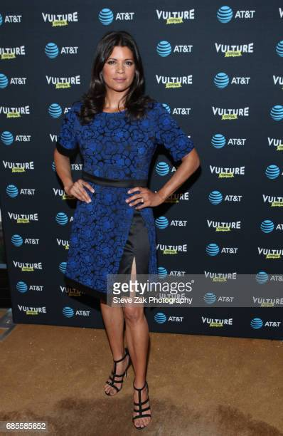 Andrea Navedo attends the 2017 Vulture Festival Kick Off Party at The Top of The Standard at The Standard High Line on May 19 2017 in New York City