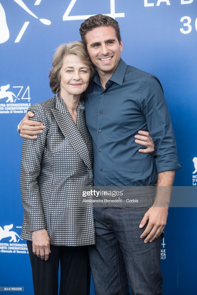 'Hannah' Photocall - 74th Venice Film Festival