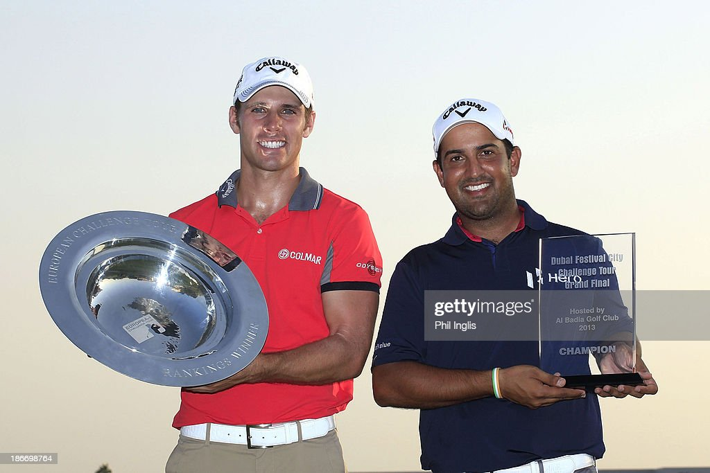 Dubai Festival City Challenge Tour Grand Final - Day Four
