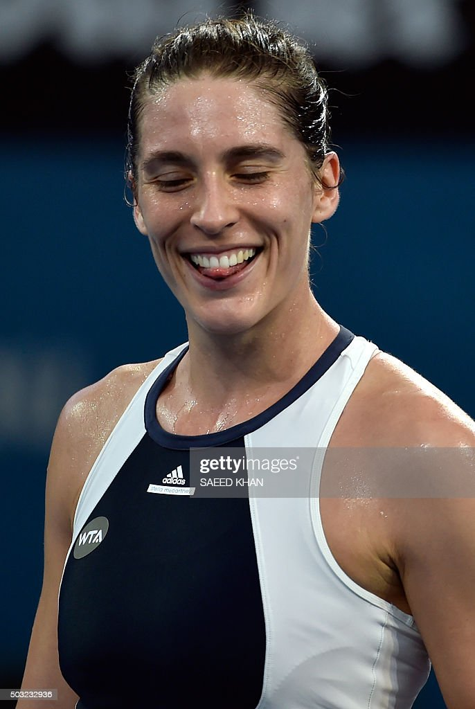 Andrea Petkovic Getty Images