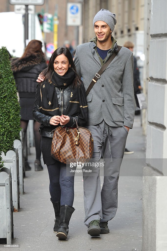 Celebrity Sightings In Milan - March 7, 2011
